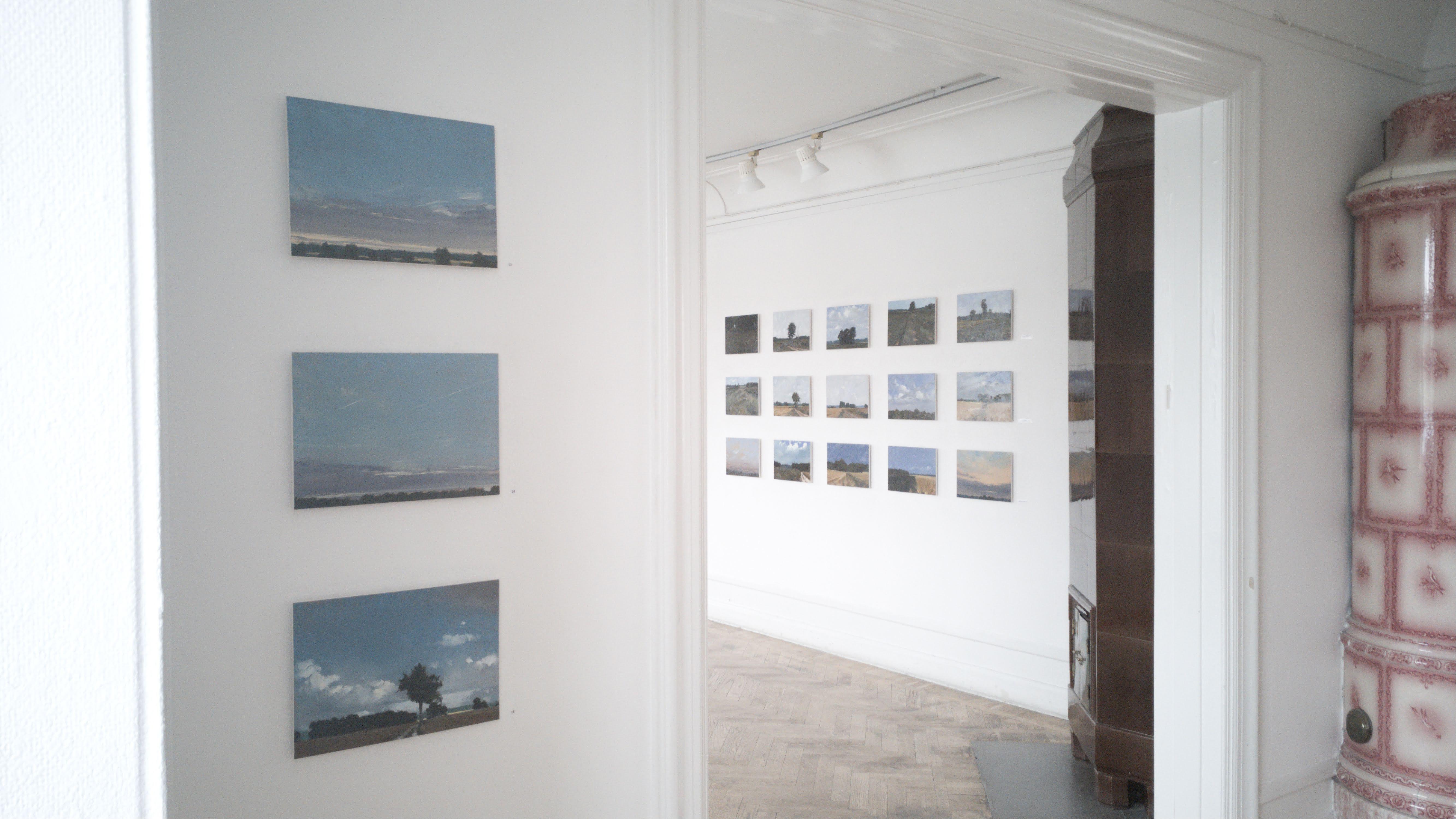 Utställning på Konstforum i Norrköping